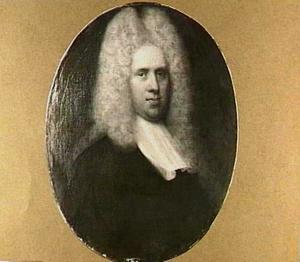 Portret van Johan Arnold Zoutman (1676-1745)