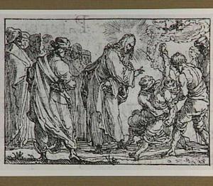 Christus geneest de bezeten jongeling (Lucas 9:37-43)