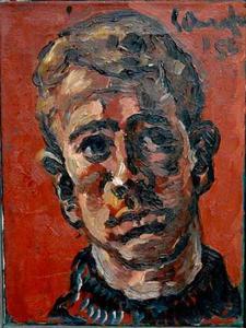 Portret van Jurjen de Haan (1936)