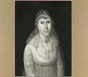 Portret van Beatrix Cornelia Okhuysen (1782-1815)