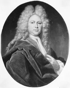 Portret van Pieter van Hoorn (1671-1729)