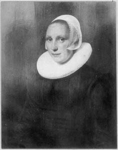 Portret van Kniertje Keysers (?-?)