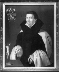 Portret van Arent Dircxz. Bockenbergh ( -1592), alias Van der Goude