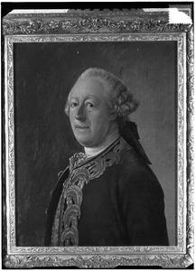 Portret van Jan Maximiliaan van Tuyll van Serooskerken (1710-1762)