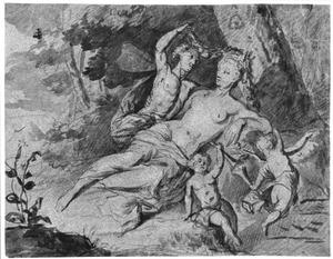 Zephyrus en Flora