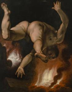 De val van Ixion (Ovidius, Metamorfosen 4:461)