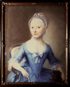 Portret van Sara Jacoba Elizabeth van Royen (1739-1812)