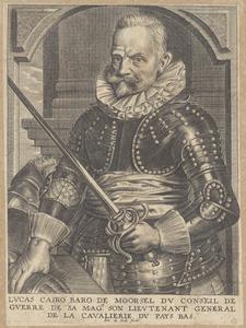 Portret van Lucas Caïro graaf van Moorsel (....-....)