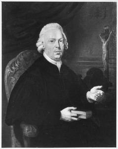 Portret van Adolphus Tellegen (1747-1818)