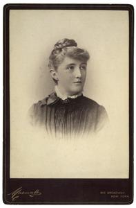 Portret van Maria de Jager
