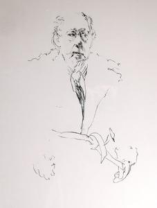 Portret van Leo Fuld (1912-1997)
