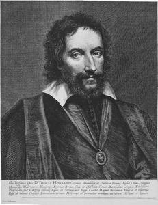 Portret van Thomas Howard. 21nd Earl of Arundel (1585-1646)