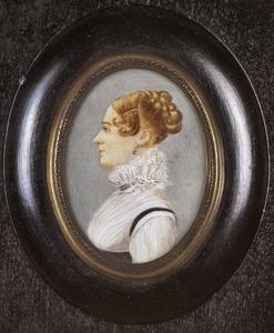 Portret van Jeanne Louise Baumann (1776-1821)