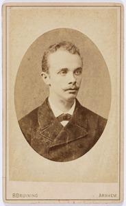 Portret van Jan Hendrik Valckenier Kips (1862-1942)