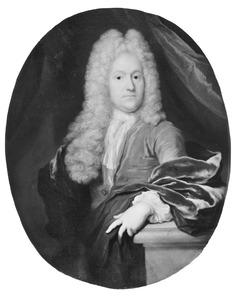 Portret van Jan Sautijn (1680-1750)