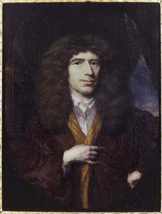 Portret van Daniel de Dieu (1619-1692)