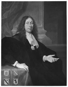 Portret van Lambert van Velthuysen (1622-1685)