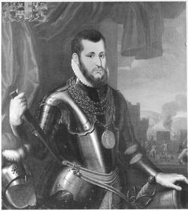 Portret van Wigbold Ripperda (1535-1573)