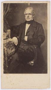 Portret van Jan Hendrik Kips (1789-1865)
