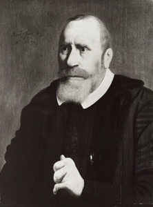 Portret van Sibrandus Sixtius (1568-1631)