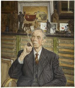 Portret van Hendricus Petrus Bremmer (1871-1956)