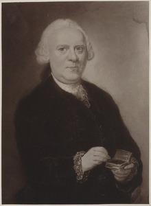 Portret van Vincent van Eijck ( -1788)