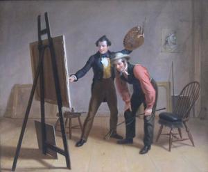Triomf van de schilder