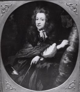 Portret van Christiaan van de Blocquery (1647-1713)