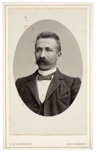 Portret van Jan Reitsma (1863-1925)