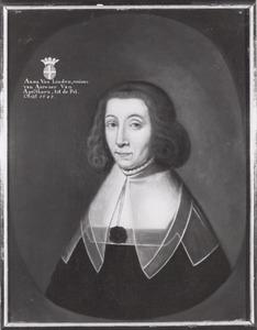 Portret van een vrouw, mogelijk Anna van Lynden (?-1645)
