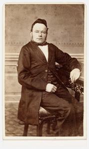 Portret van Gerben Posthuma (1816-1878)