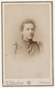 Portret van Anna Wilbrink (1871-1954)