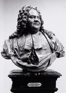 Portret van David Mill (1692-1756)