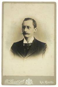 Portret van Johannes Jacobus de Lavieter (1869-1948)