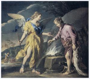 Tobias en de engel