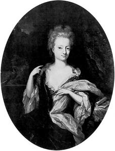 Portret van Maria van Noyelle en Felais (1687-1718)