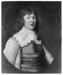 Portret van Nicolaas Verschoor (1621-1676)