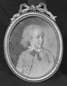 Portret van Cornelis Constantijn van Valkenburg (1764-1847)