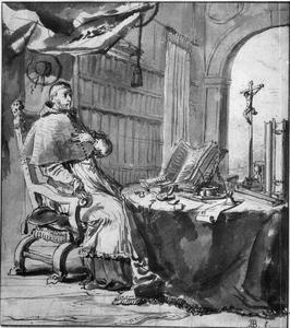 Portret van Philippus Rovenius (?-1651)