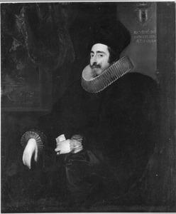 Portret van de diplomaat, admiraal en maecenas Giovanni Vincenzo Imperiale