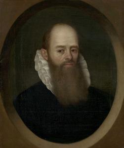 Portret van Cornelis van Ceters (1503-1599)