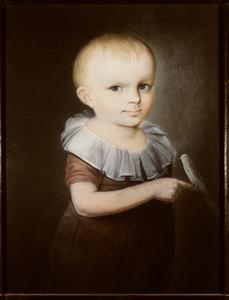 Portret van Jan Philip Frans Cornelis de Nerée (1807-1859)