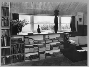 Kamer in 'De Vlerken',  Charley Toorops huis / atelier, 1932