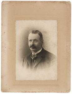 Portret van Hendrik Willem van Vollenhoven (1859-1931)