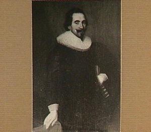 Portret van een man, waarschijnlijk uit het geslacht Beaumont