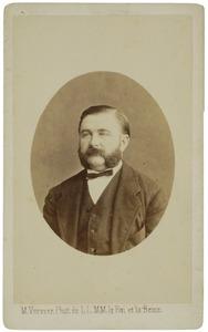 Portret van Willem Hendrik van Heerdt tot Eversberg (1793-1864)