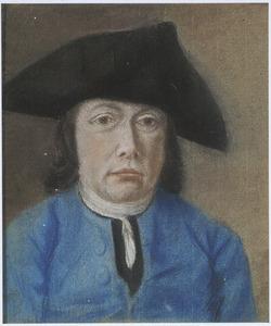 Portret van Jan van Gent, echtgenoot van Adriana de Gent
