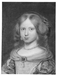 Portret van mogelijk Susanna de Wildt (1666-1722)