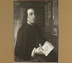 Portret van Gerrit Veth (1716-1790)