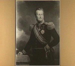 Portret van David Hendrik Chassé (1765-1849)
